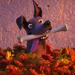 Coco – Dante's Lunch... A Short Tail - Official Disney Pixar UK | HD Disney UK (screen grab) CR: Disney