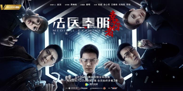 Medical Examiner Dr. Qin Jing Chao
