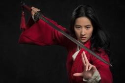 Disney's MULAN Mulan (Yifei Liu) Photo: Stephen Tilley © 2018 Disney Enterprises, Inc. All Rights Reserved.